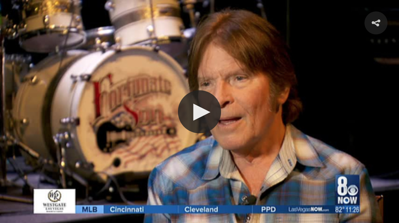 John Fogerty explains inspiration behind 'Centerfield' and successful music career