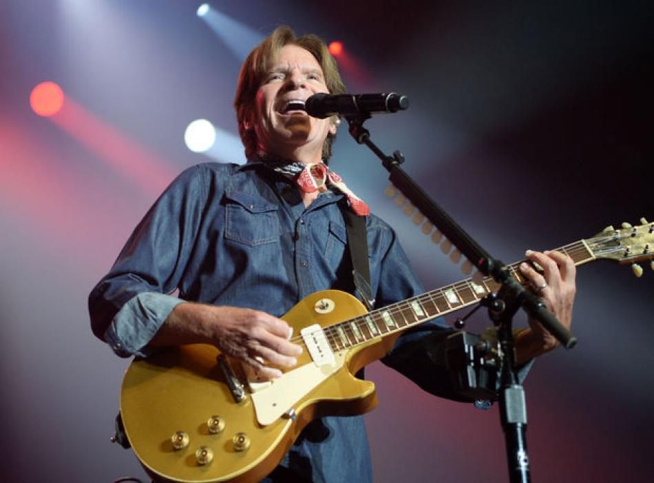 John Fogerty draws area fans to classic show