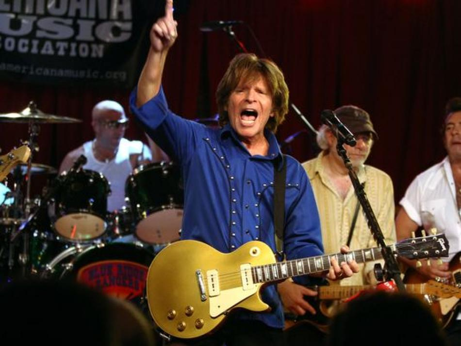 Woods Amphitheater 2015 lineup: John Fogerty, more