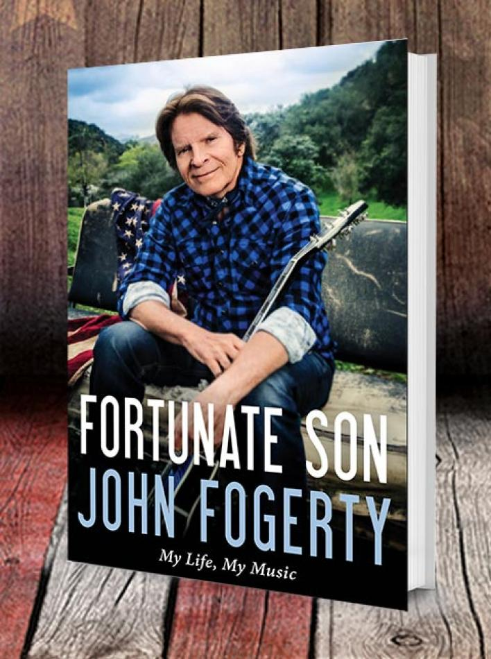 John Fogerty Promotes New Memoir With George Thorogood Troubadour Chat, In-Store Appearances In N.Y., L.A.