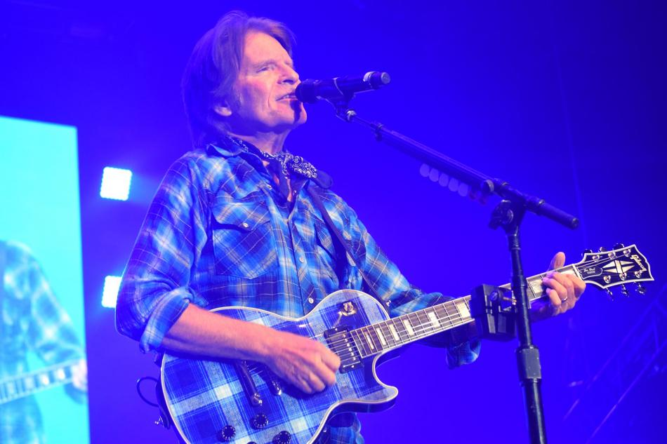 Classic rocker John Fogerty is headed back to 1969