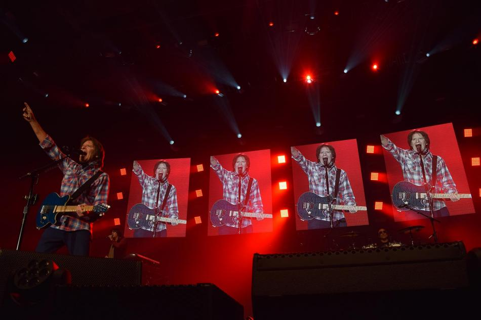 John Fogerty at Oshawa's GM Centre for 'One Extraordinary Year'
