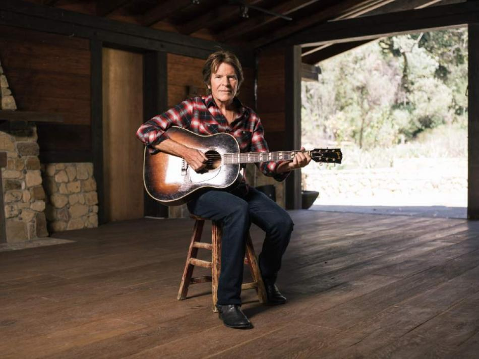 John Fogerty on ups, downs, becoming music's fortunate son