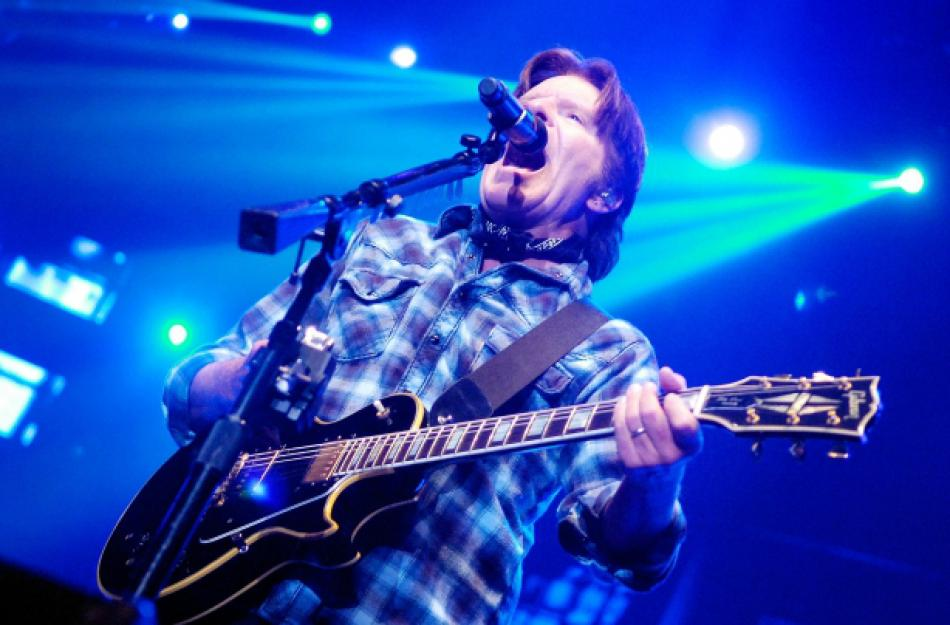 CONCERT REVIEW: John Fogerty