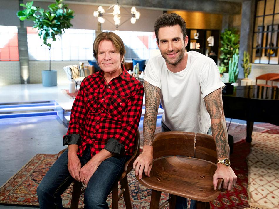 John Fogerty Joins The Voice as Adam Levine's Advisor