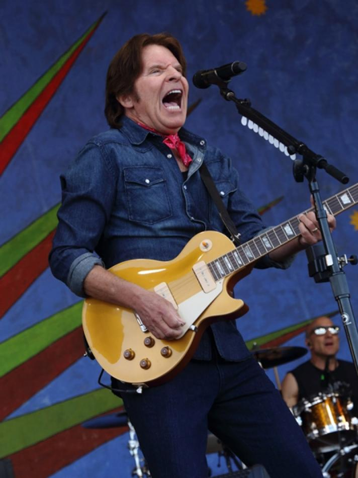 John Fogerty to play Creedence hits from 1969 at Mohegan Sun on Saturday. The tour is a 70th birthday celebration for the rock s