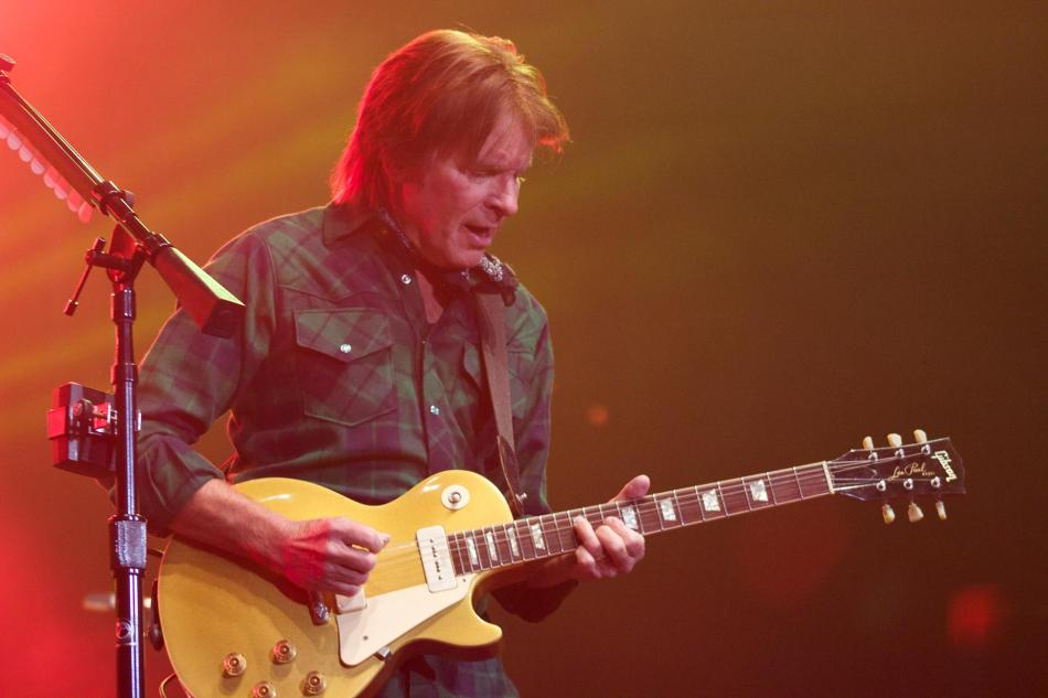 John Fogerty delivers a grand slam