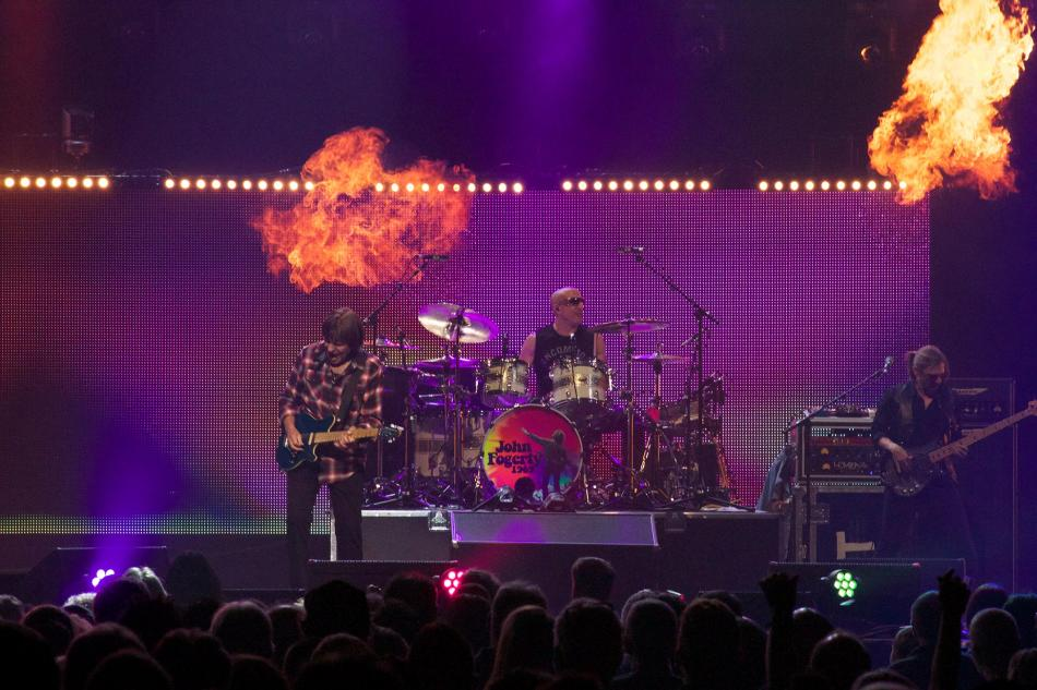 Photos of John Fogerty in Montreal