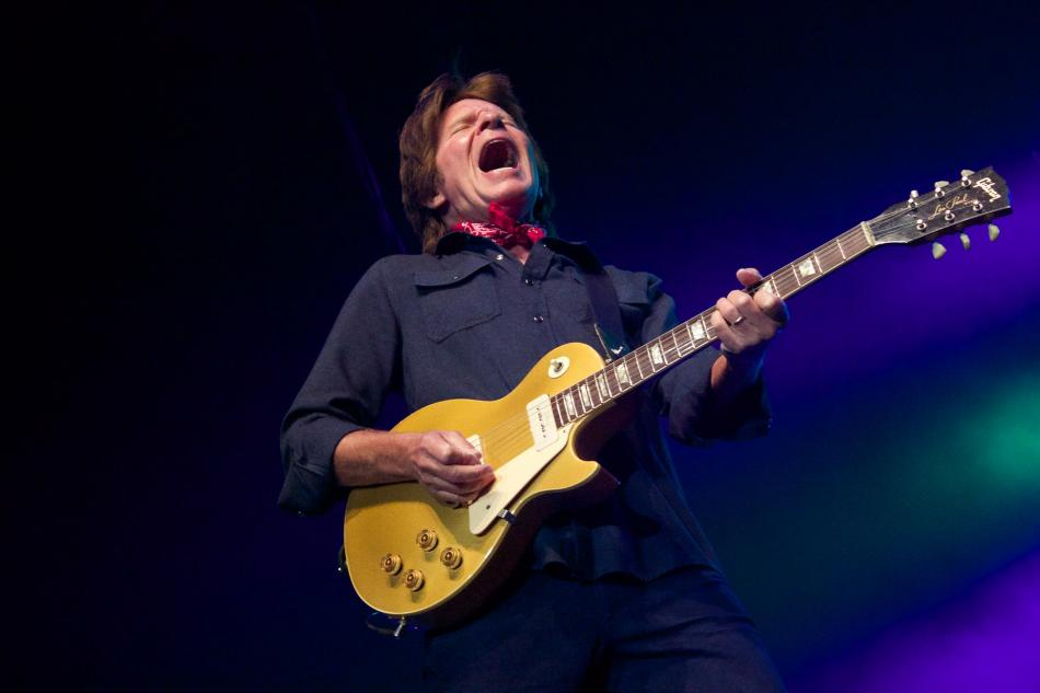 John Fogerty at the Bell Centre