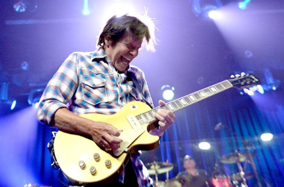 Late Night Music Roundup: John Fogerty