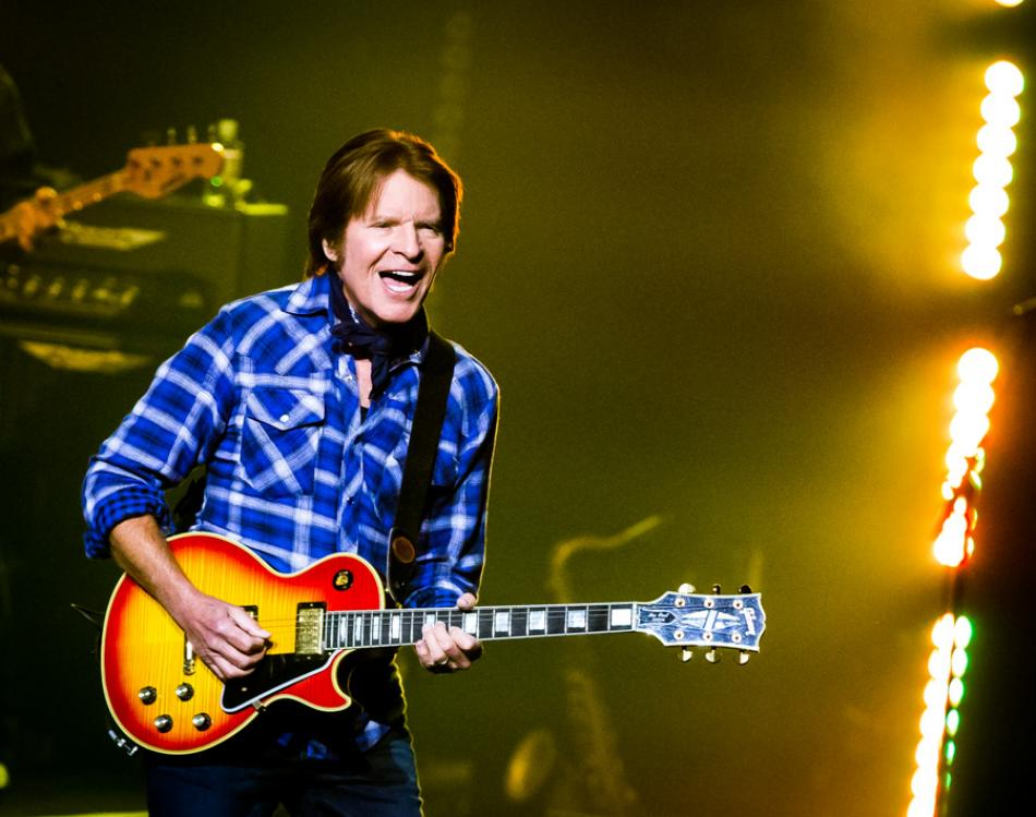 John Fogerty is rocking the Venetian