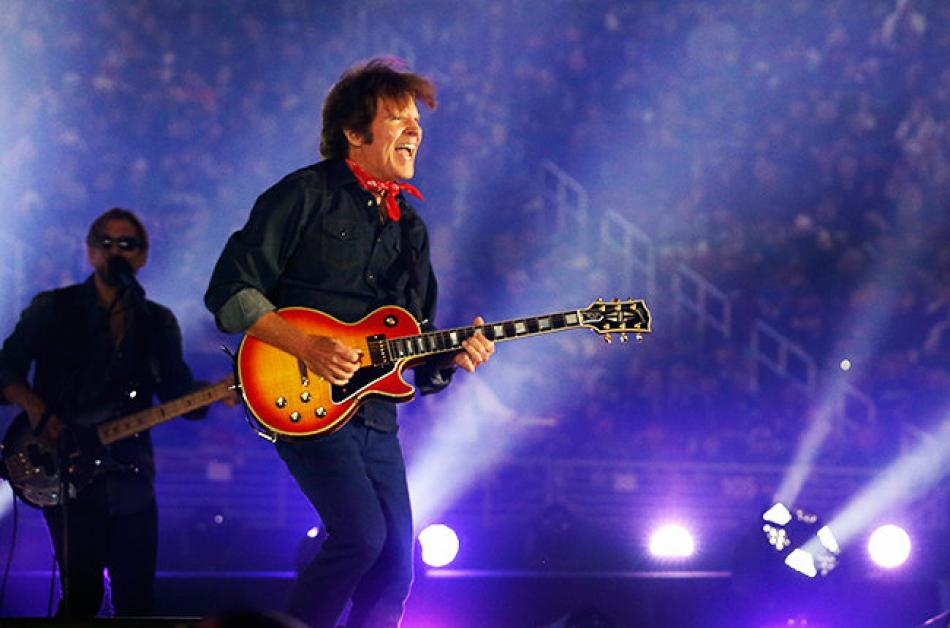 John Fogerty Says Writing His Revealing 'Fortunate Son' Memoir 'Was a Lot Harder Than I Ever Imagined'