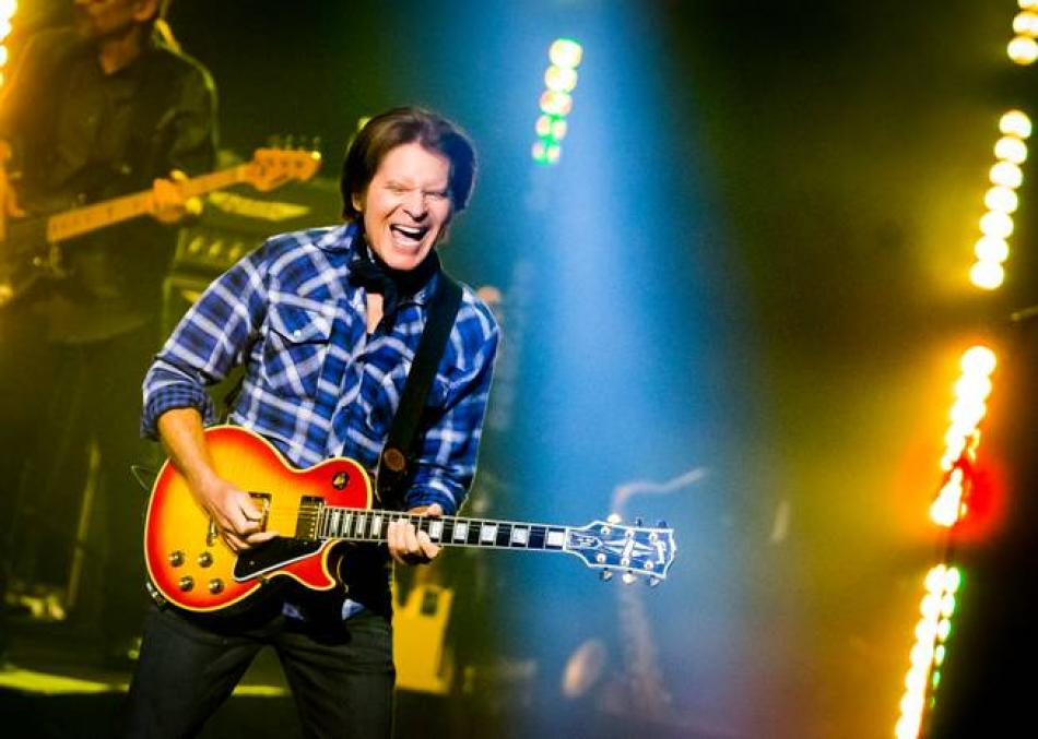 Heard it through the grapevine, and it is fact: John Fogerty is back this fall