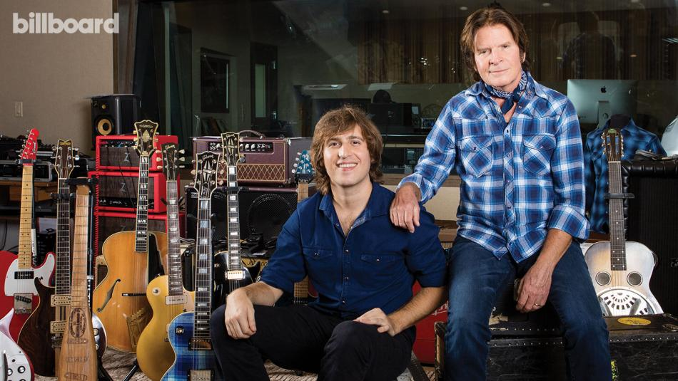 Fortunate Son: John Fogerty & 25-Year-Old Son Shane Talk Favorite Guitars, Becoming Bandmates