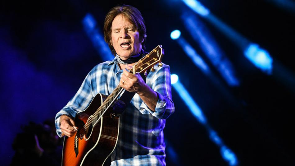 Feedback: John Fogerty talks CCR, performing with the Boss + his passion for guitar
