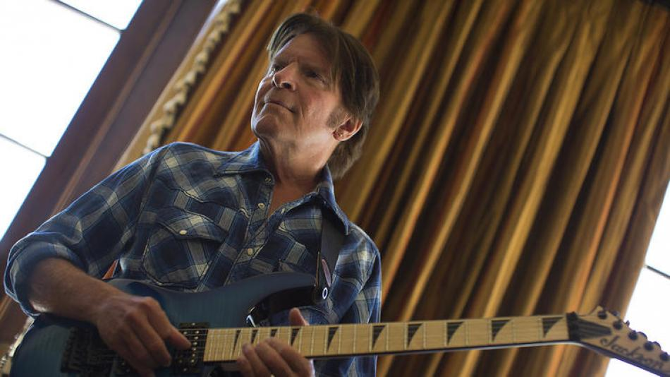 John Fogerty tour launches in May, autobiography due this fall