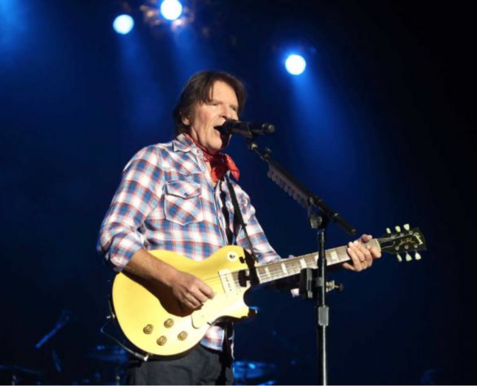 Music by Turner: Relive 1969 with Fogerty in concert