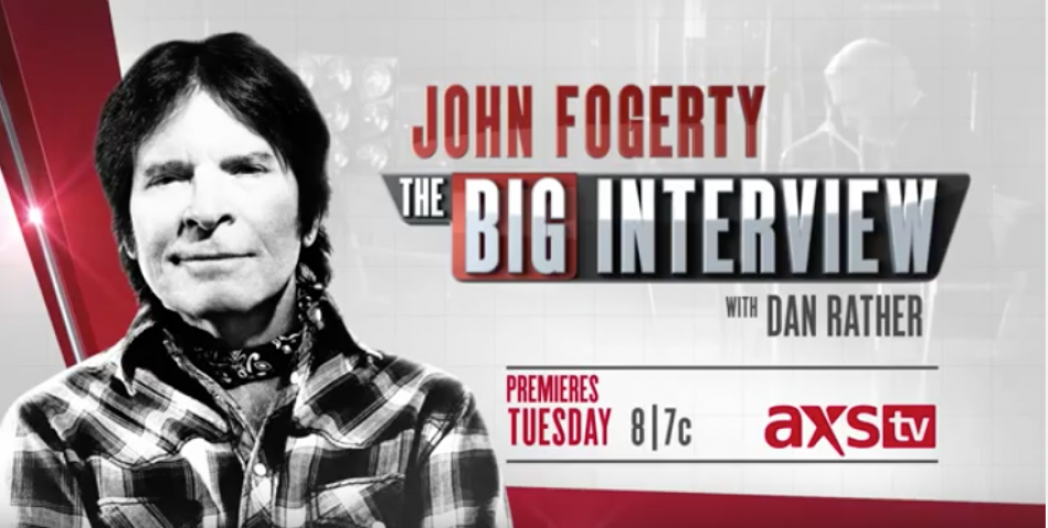 The Big Interview: John Fogerty - Premieres Tuesday at 8|7c