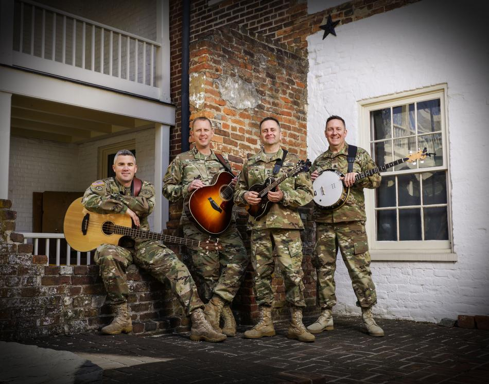 Internet sensations Six String Soldiers will join John Fogerty - Fortunate Son in Concert at The Venetian in Vegas Sept. 14 & 16