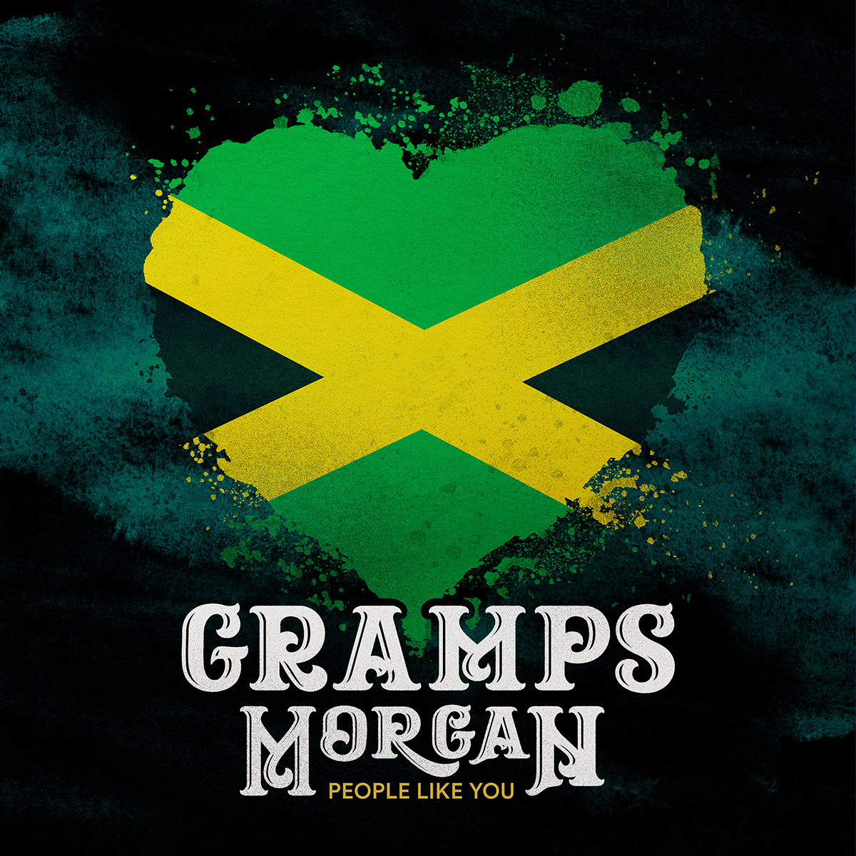 Grammy Award Winner Gramps Morgan Releases People Like You Available Now
