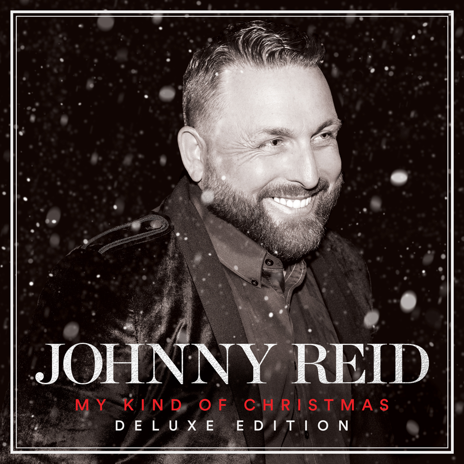 Johnny Reid Set To Release My Kind Of Christmas Deluxe Edition Digitally On November 20th