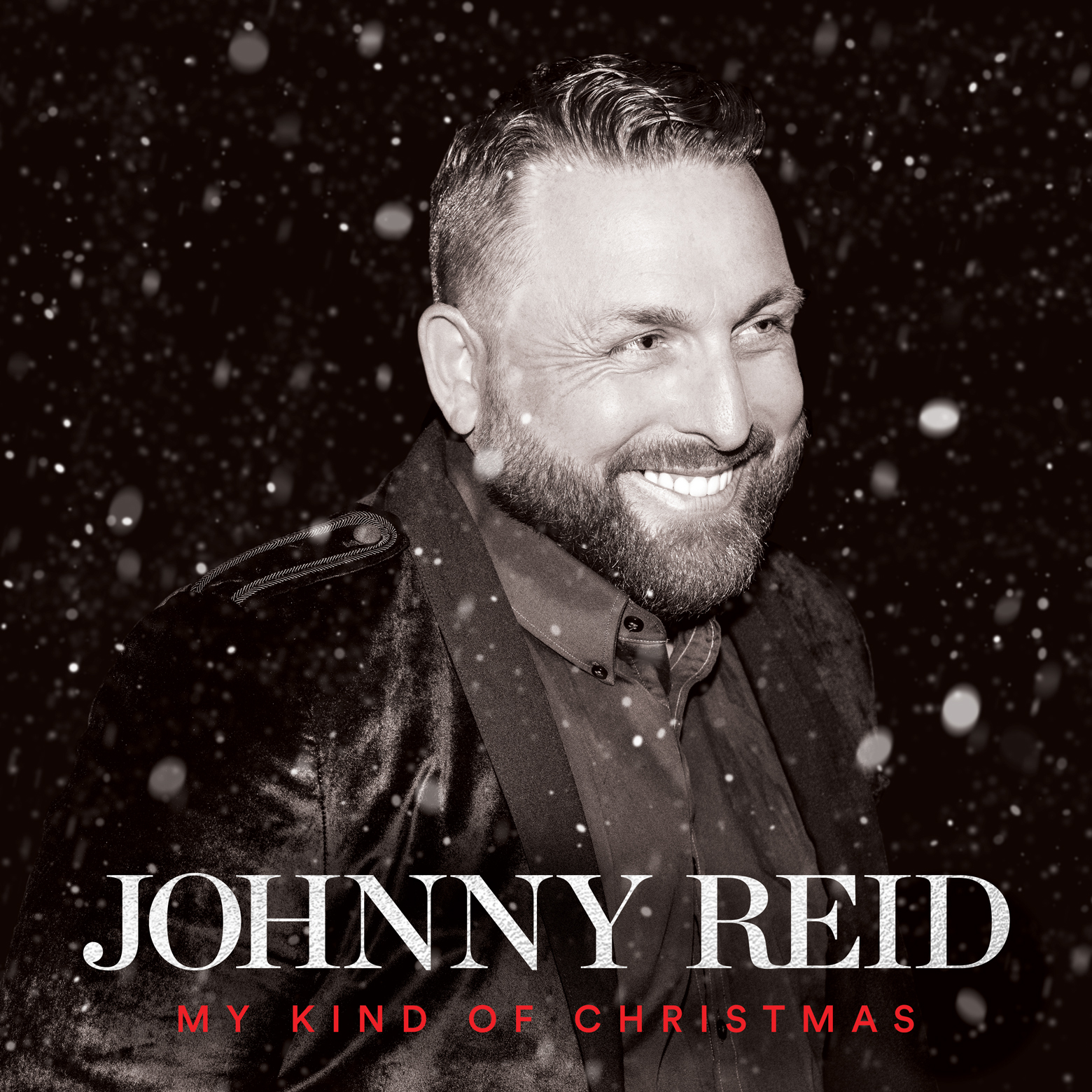 Johnny Reid Announces My Kind of Christmas Single, EP and Tour