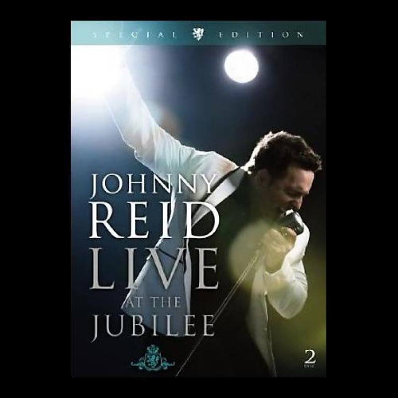 Live At The Jubilee <br> DVD Deluxe