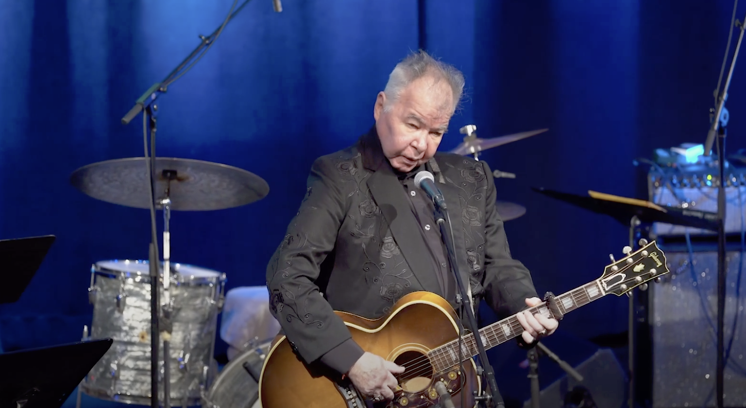 John Prine Sings Cowboy Jack Clement's 'Ballad of a Teenage Queen' at Country Music Hall of Fame