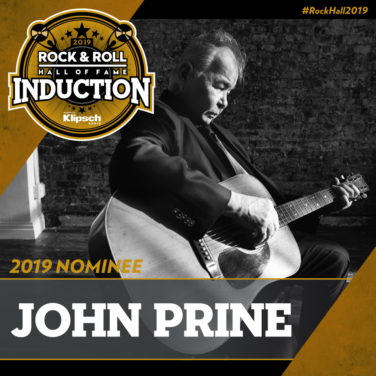 John Prine Nominated for 2019 Rock & Roll Hall of Fame