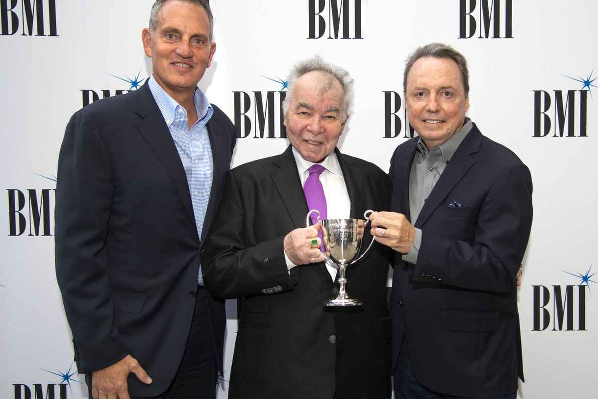 BMI Honors John Prine With Troubadour Award