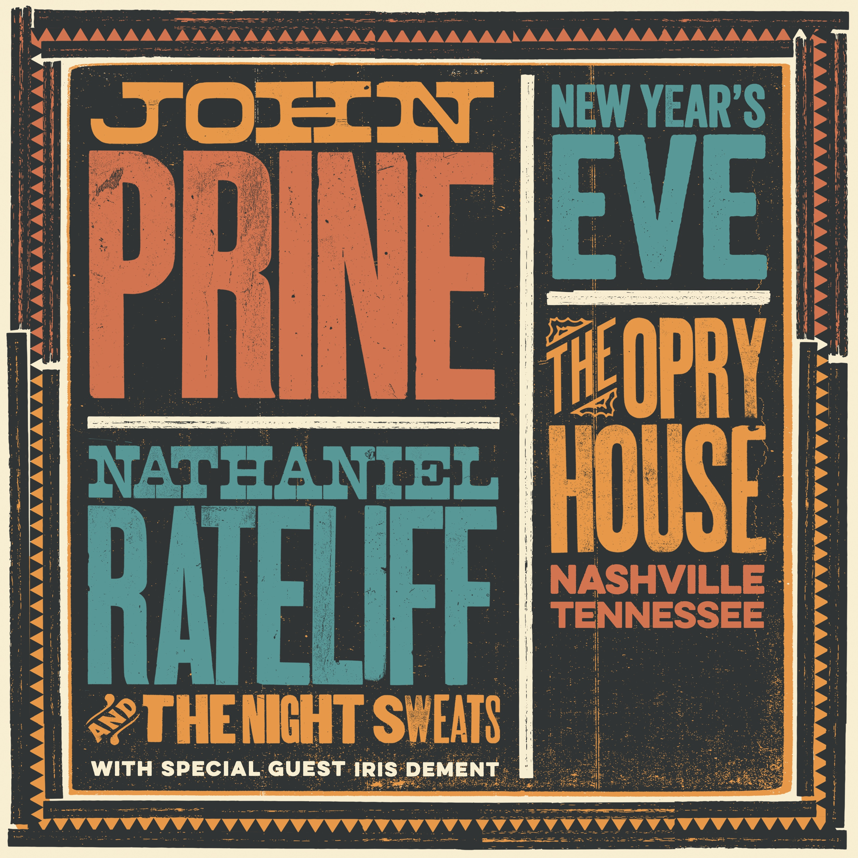 Celebrate New Year's Eve in Nashville with John at the Grand Ole Opry!