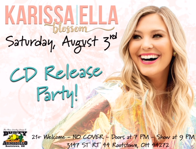 Karissa Ella Blossom CD Release Party