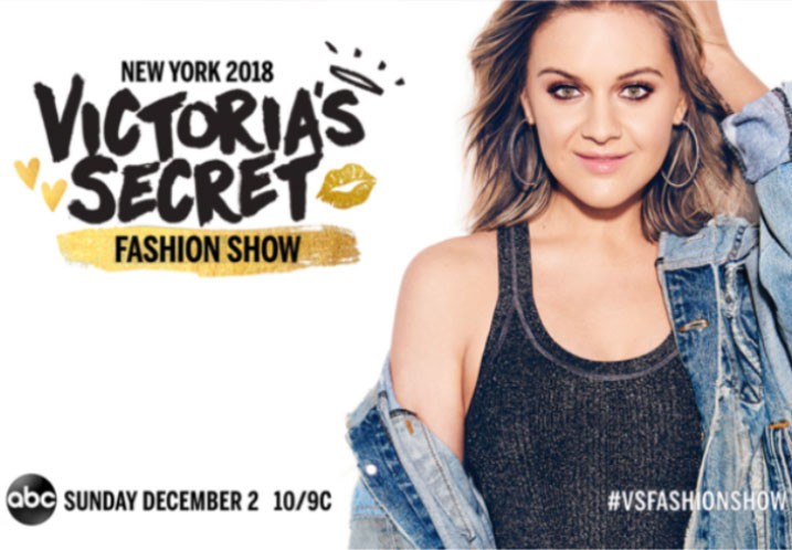 Performing at the Victoria Secret Fashion Show Tonight!