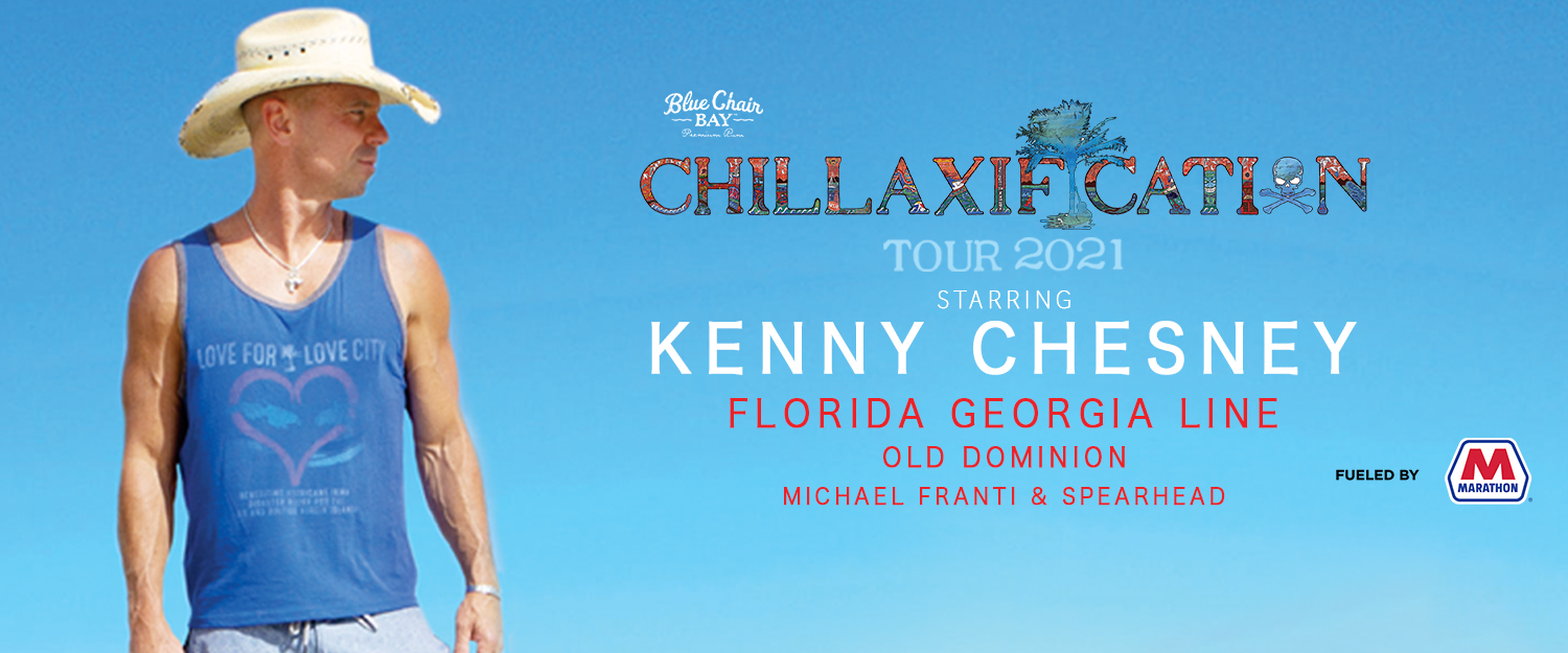 2020 CHILLAXIFICATION RESCHEDULED SHOWS