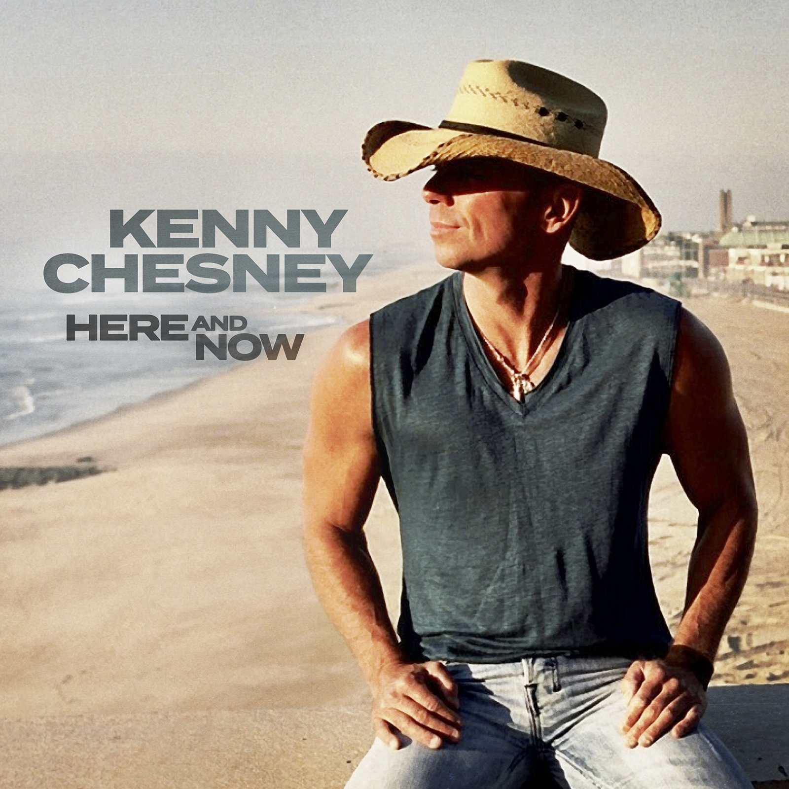 Kenny Chesney Here And Now album cover