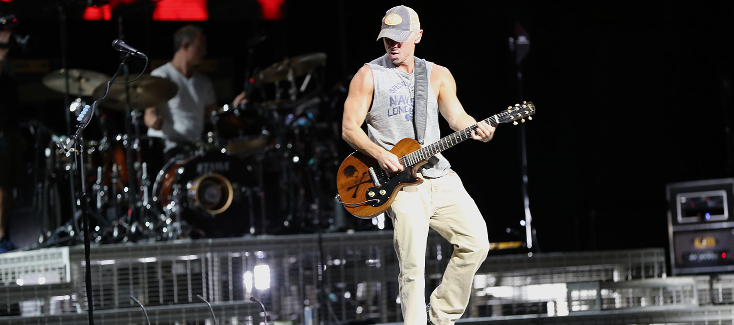 Kenny Chesney's Songs for the Saints 2019 Tour On-Sale Dec 7