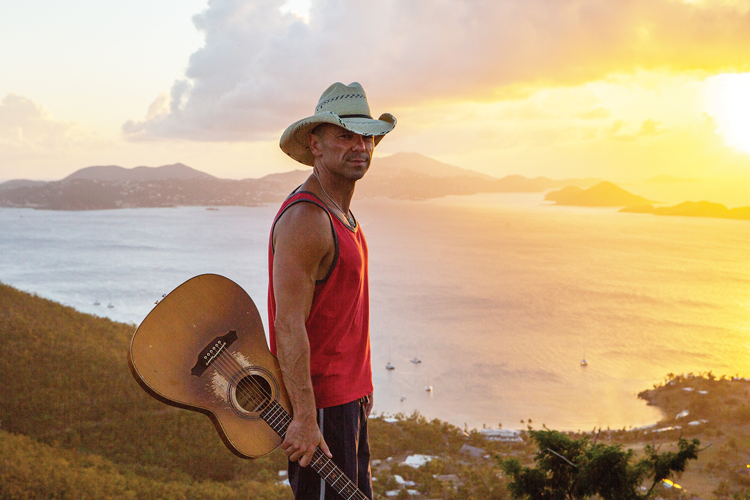 KENNY CHESNEY'S NO SHOES REEFS KICKS OFF 2020