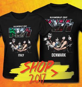 KISS 2017 Tour