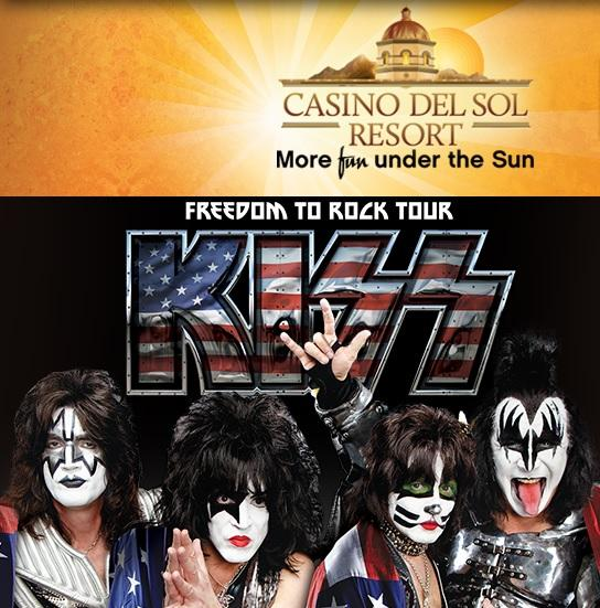 Kiss tickets casino west virginia gambling casinos