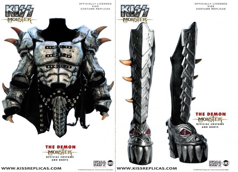 kiss halloween costumes accessories from funcostumescom - Band Halloween Costumes