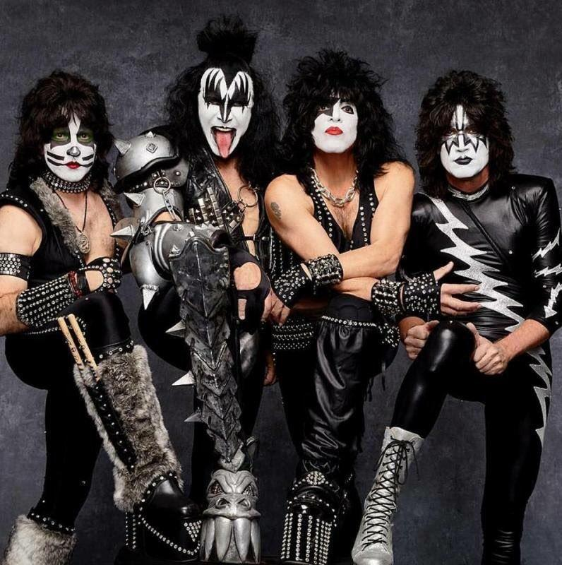 KISS to play February Oklahoma concert  News OK