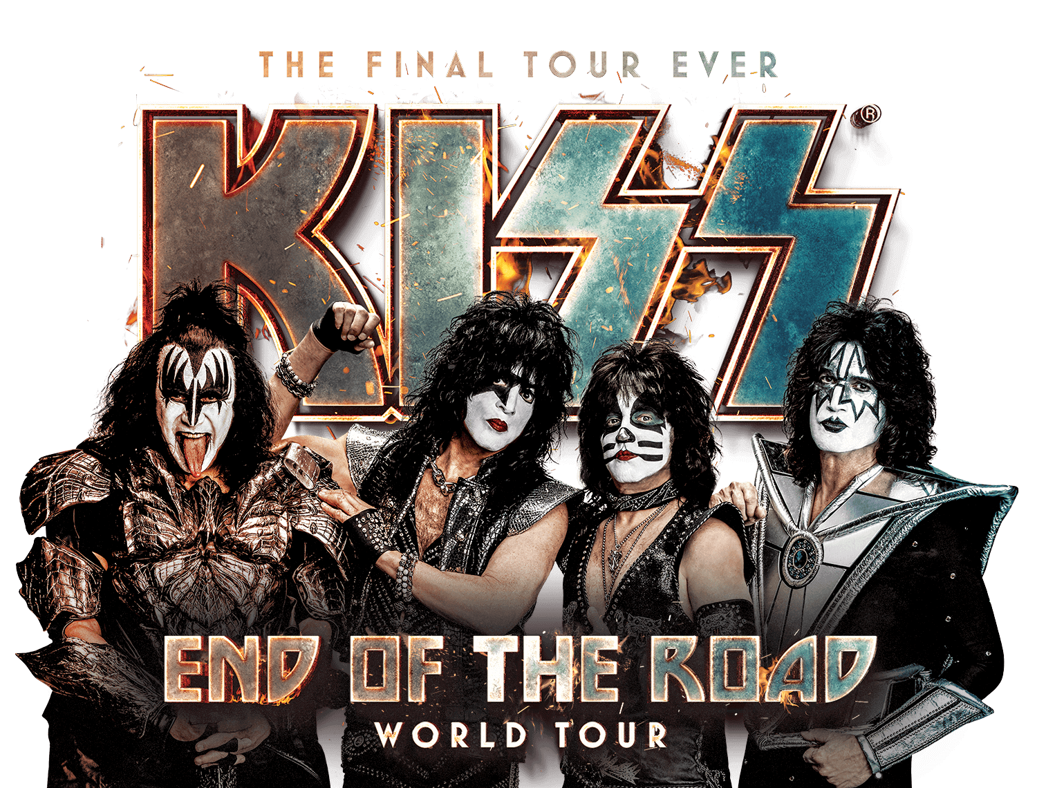 The Final Tour Ever - Kiss End Of The Road World Tour