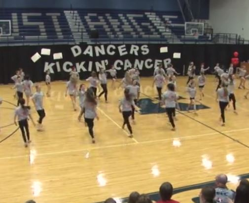 Dancers Kicking Cancer Highlights