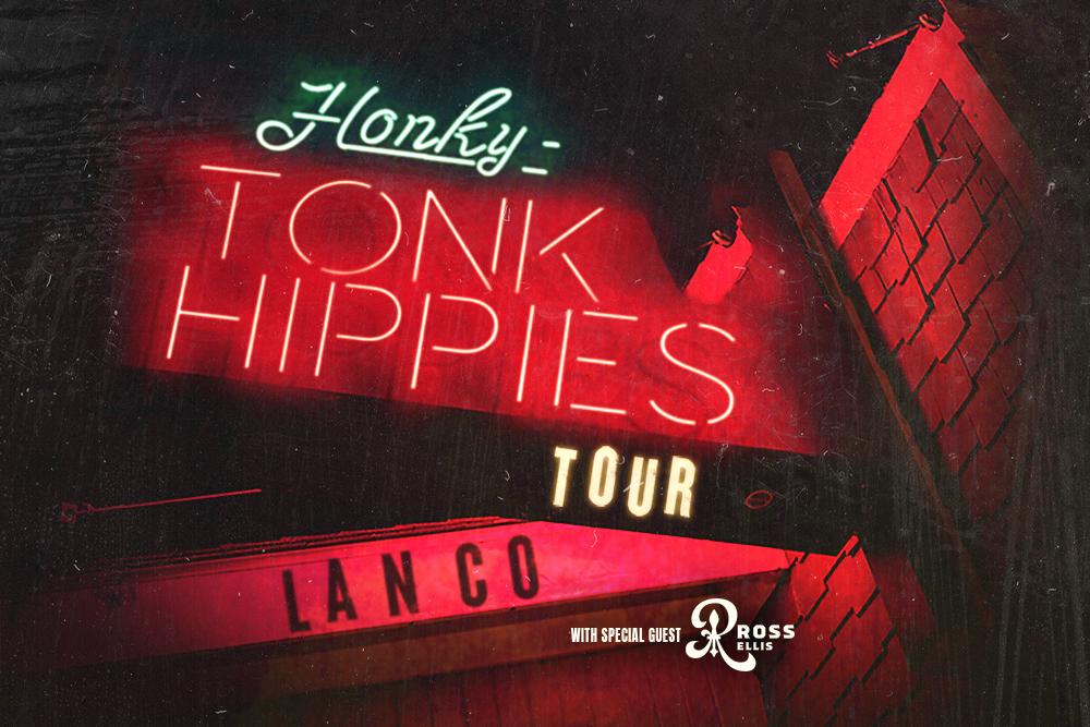 LANCO Honky Tonk Hippies Tour 2021