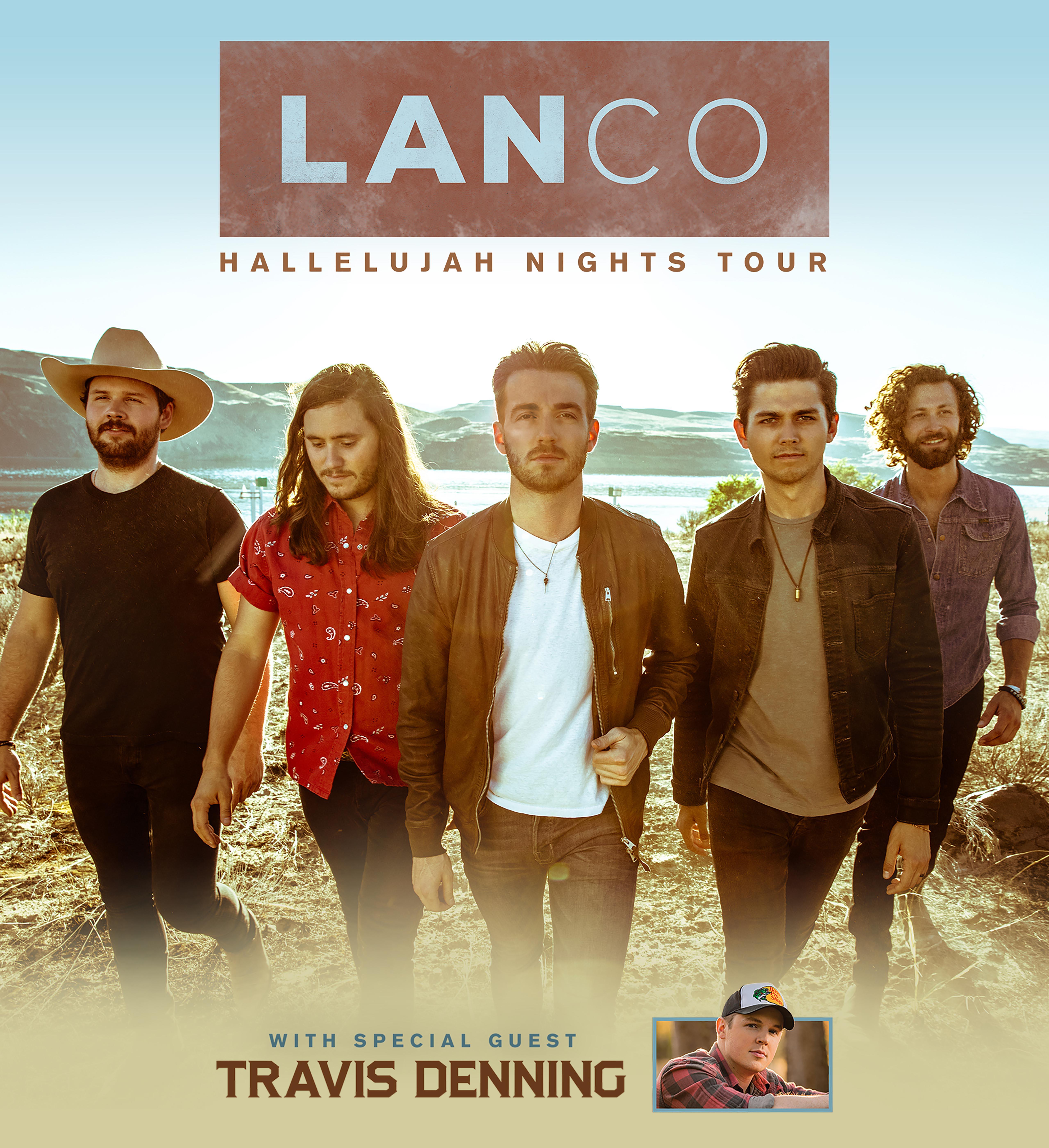 LANCO | Hallelujah Nights Tour