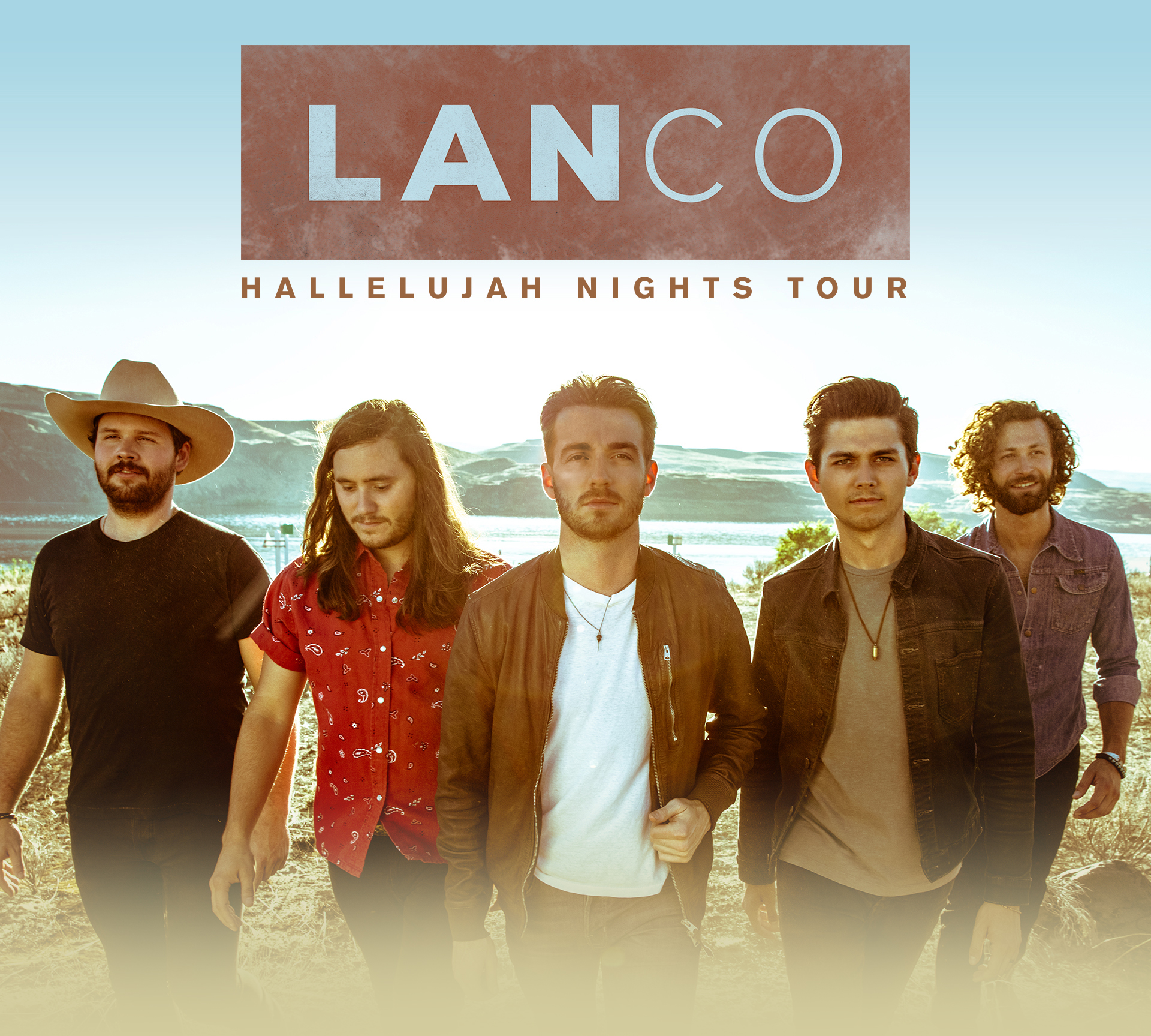 LANCO | Hallelujah Nights Tour