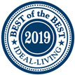 2019 Ideal Living Best of the Best awards