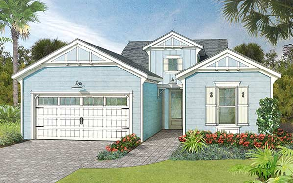Beach Collection 40' Single Family
