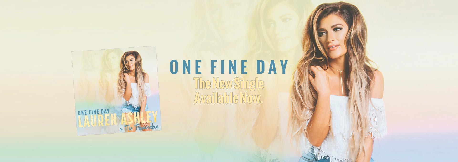 One Fine Day - the new single from Lauren Ashley