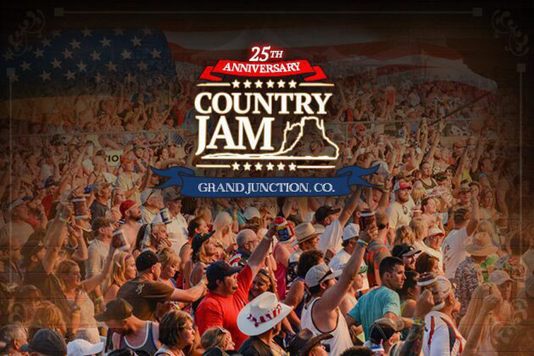 Lauren Ashley & The Trainwreckers To Play Country Jam Colorado